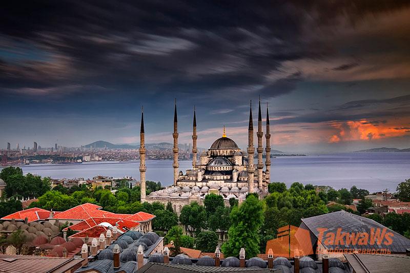 Оживление мечетей