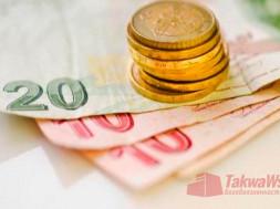 Закят с денег приобретаемых частями в течении всего года