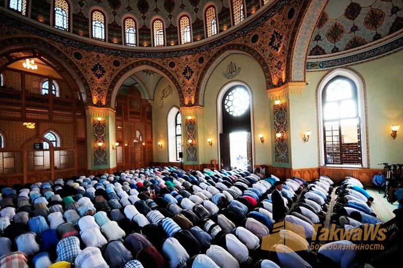 Что делать, если человек упустил молитву 'Ид (праздничный молитву)?