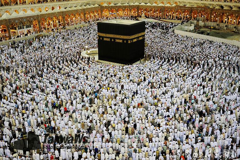 Молитва праздников Разговения и Жертвоприношения (аль-'Ид)