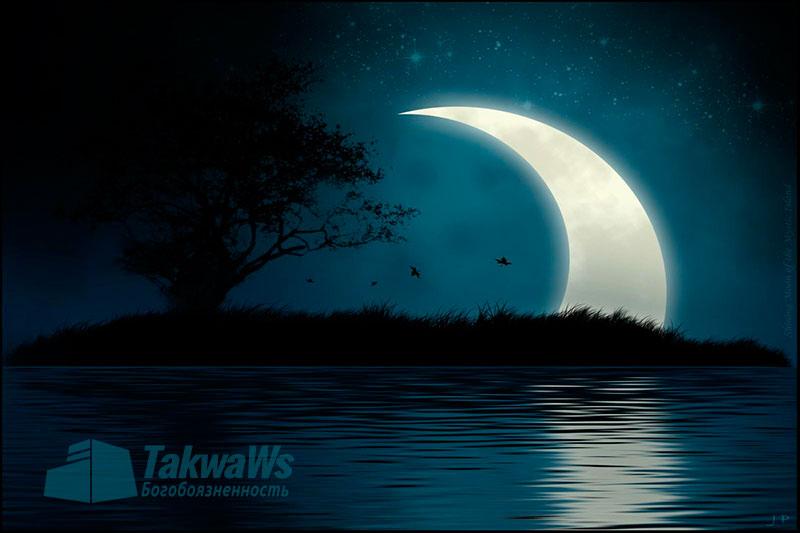 Ночные намазы в Рамадане