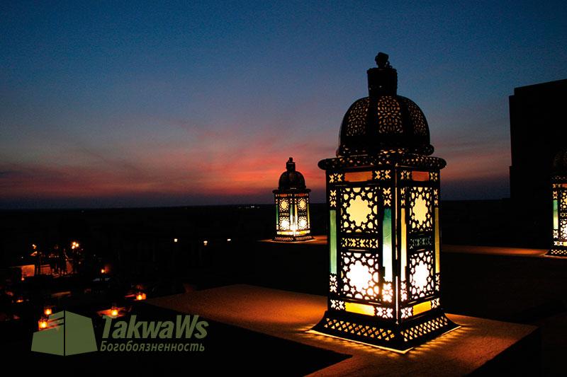 Фетвы о ночи предопределения и последних днях рамадана