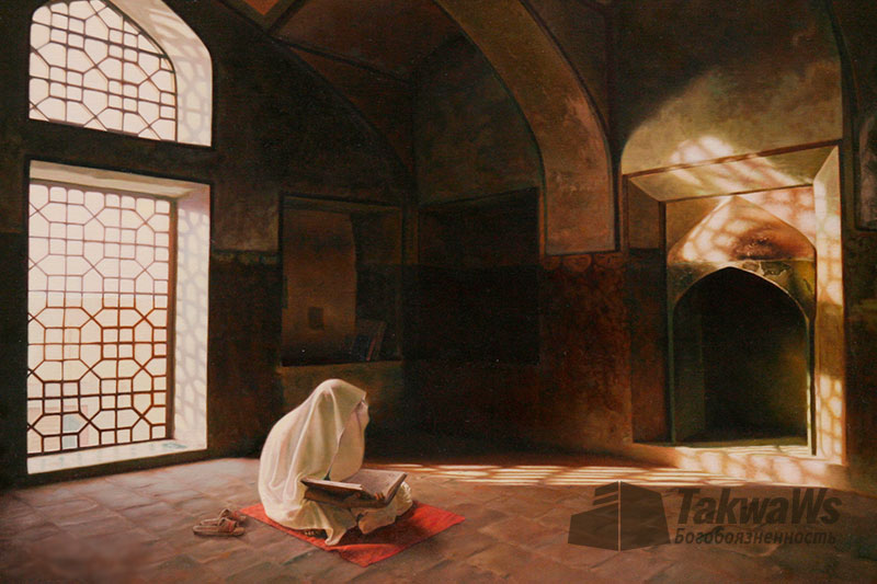 Нет посредников между Аллахом и его рабом