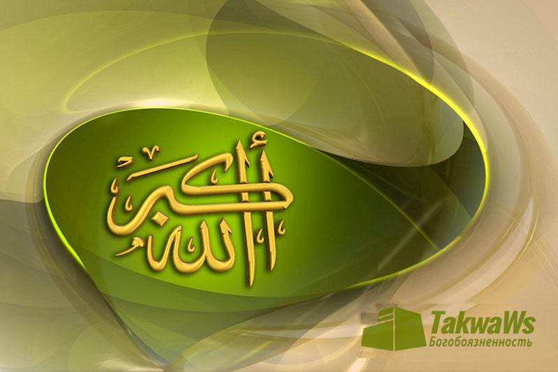 Объединение между Высочеством Аллаха и Его Близостью. Между Его Предвечностью и Постоянством