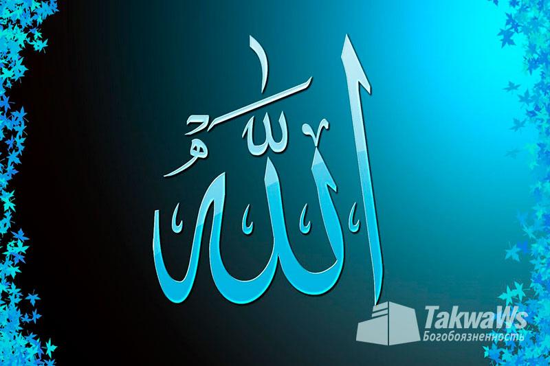 Имена и Качества Аллаха: Вознесения Аллаха на Его Трон