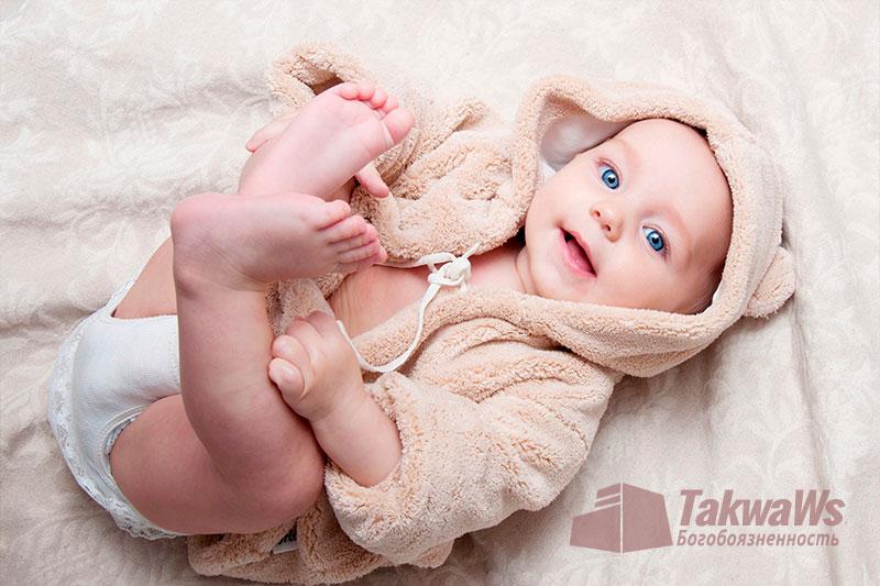 Время обрезания ребенка