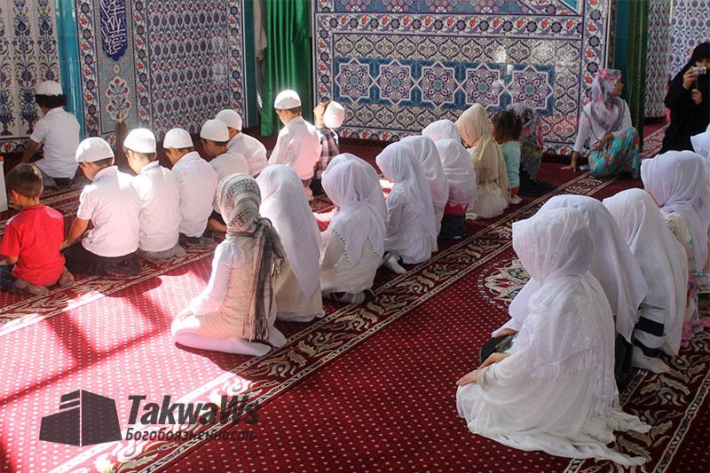 Как наказывать ребенка, чтобы он молился ?