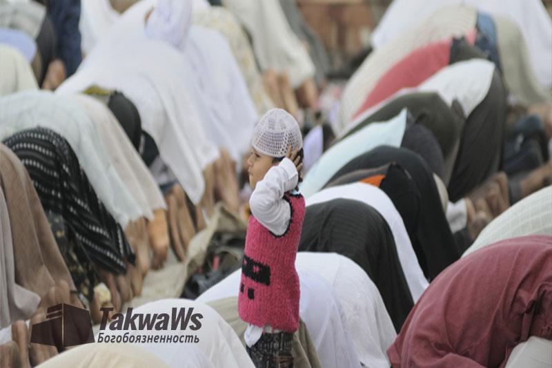 Как познакомить детей с Исламом и привить любовь к нему ?