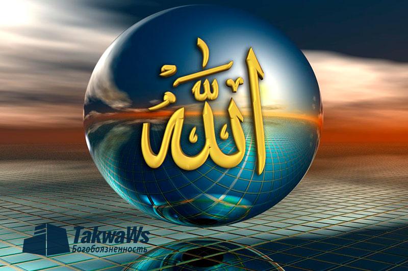 Имена и Качества Аллаха: Глаза Всевышнего Аллаха